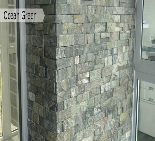 OCEAN GREEN SLATESTONE